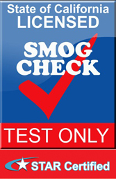 Smog Test Only Center